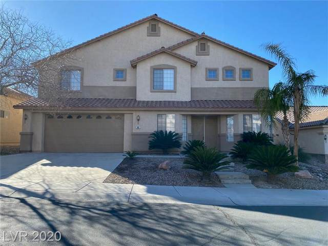 412 Via Sonador, Henderson, NV 89012 (MLS #2172103) :: Signature Real Estate Group