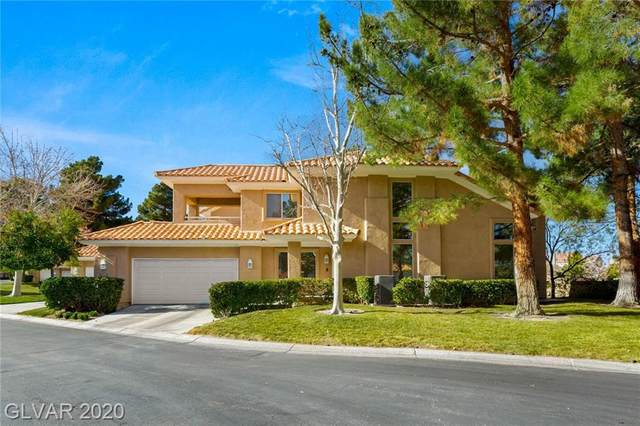8481 Heather Downs, Las Vegas, NV 89113 (MLS #2172134) :: The Lindstrom Group