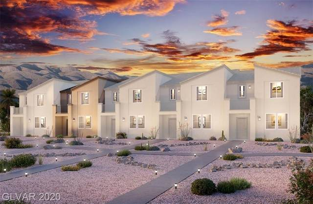 1201 Mission View Lot 44, Henderson, NV 89002 (MLS #2172151) :: Signature Real Estate Group