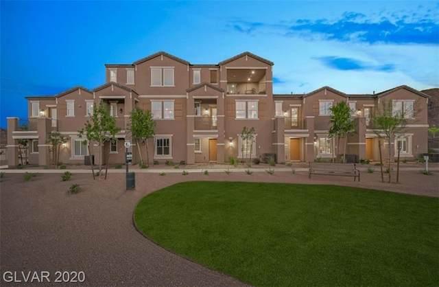 1187 Avalon Vista Lot 112, Henderson, NV 89002 (MLS #2172153) :: Signature Real Estate Group