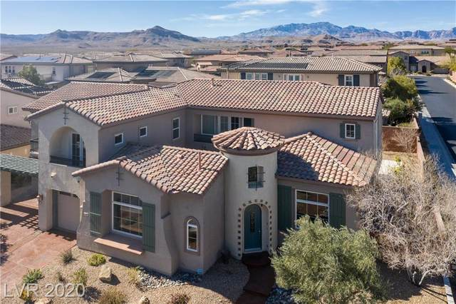 10033 Trapper Mountain, Las Vegas, NV 89178 (MLS #2172294) :: Vestuto Realty Group