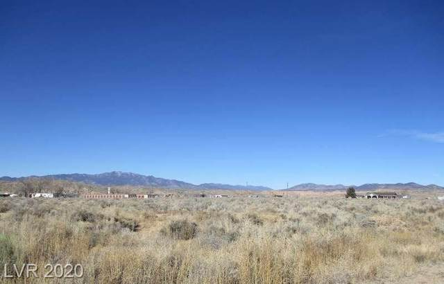 Nv Hwy 319/Apn 012-170-21, Panaca, NV 89042 (MLS #2172380) :: The Shear Team