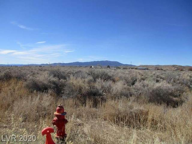 Nv Hwy 319/Apn 012-170-38, Panaca, NV 89042 (MLS #2172381) :: Trish Nash Team