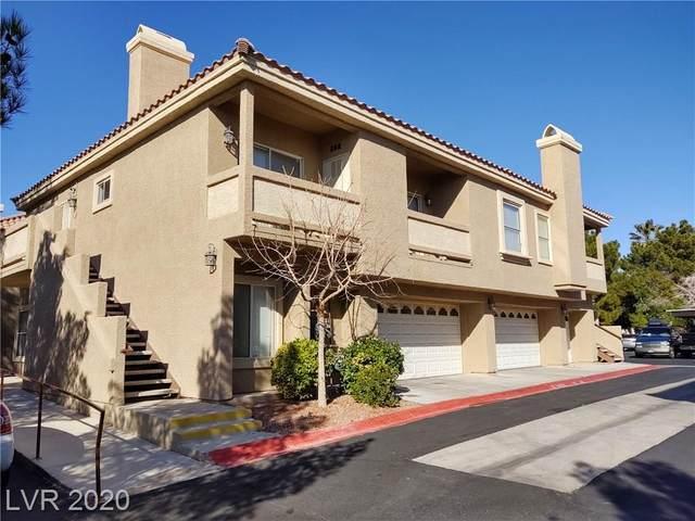 5125 Reno Avenue #2055, Las Vegas, NV 89118 (MLS #2172426) :: Billy OKeefe | Berkshire Hathaway HomeServices