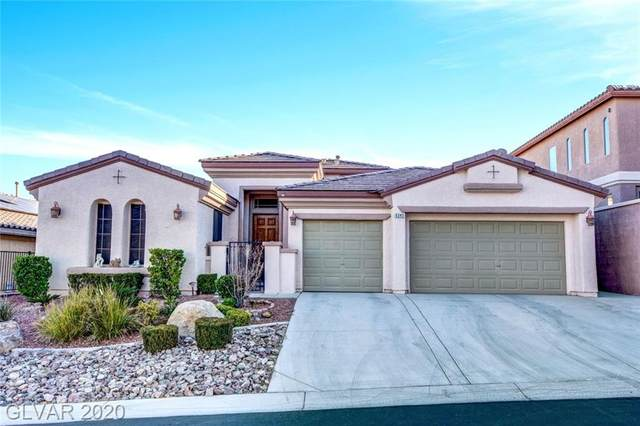 8345 Cupertino Heights, Las Vegas, NV 89187 (MLS #2172480) :: The Lindstrom Group