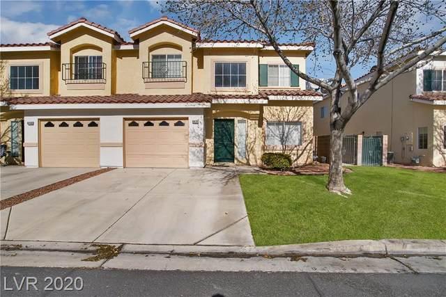 6436 Sierra Diablo Avenue, Las Vegas, NV 89130 (MLS #2172497) :: Vestuto Realty Group