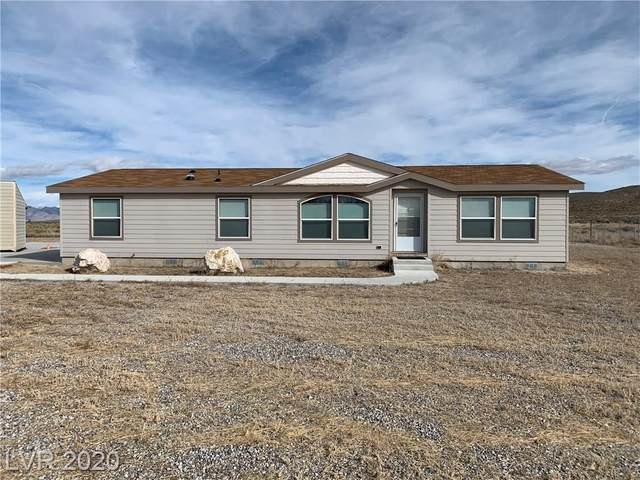 Gurley, Sunnyside, NV 89317 (MLS #2172529) :: The Lindstrom Group