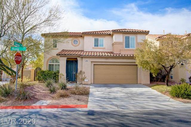 2968 Reatini, Henderson, NV 89052 (MLS #2172553) :: The Lindstrom Group