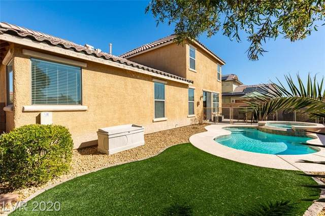 2613 Hidletow View, North Las Vegas, NV 89081 (MLS #2172559) :: The Lindstrom Group