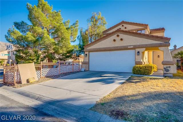 5753 Cinnabar Avenue, Las Vegas, NV 89110 (MLS #2172567) :: Signature Real Estate Group