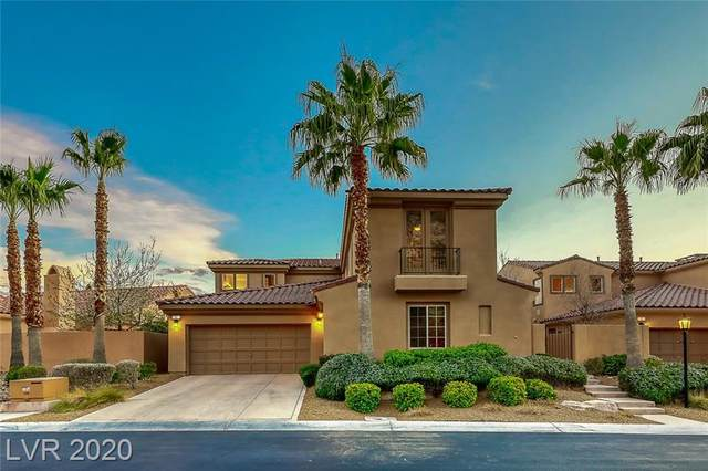 11 Al Castello Court, Henderson, NV 89011 (MLS #2172597) :: Helen Riley Group | Simply Vegas
