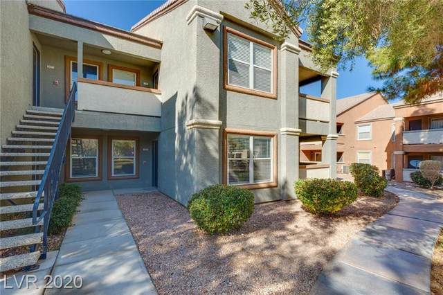555 Silverado Ranch #1028, Las Vegas, NV 89183 (MLS #2172693) :: Trish Nash Team