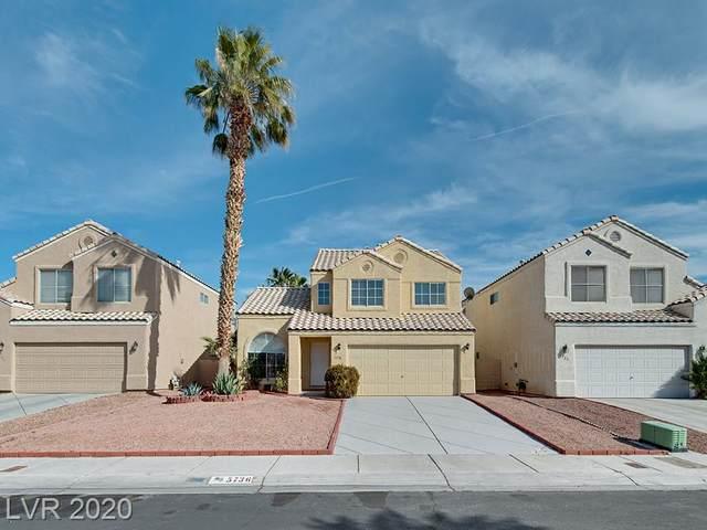 5736 Bolton Bay Way, Las Vegas, NV 89149 (MLS #2172802) :: Hebert Group | Realty One Group