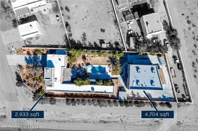8520 Wounded Horse Trail, Las Vegas, NV 89161 (MLS #2172965) :: Signature Real Estate Group