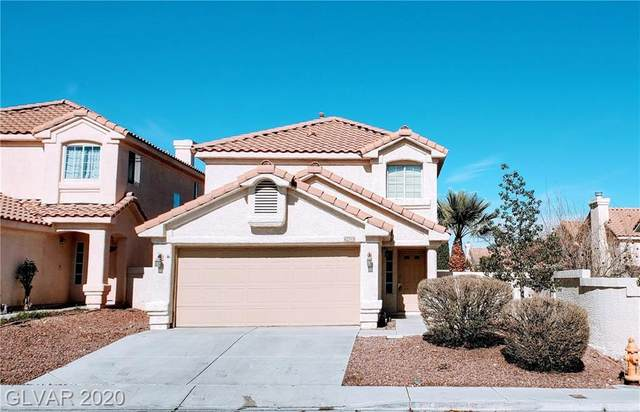 9428 Amber Valley, Las Vegas, NV 89134 (MLS #2172995) :: The Lindstrom Group