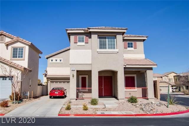 9110 Barnacle Bay Avenue, Las Vegas, NV 89178 (MLS #2173014) :: Vestuto Realty Group