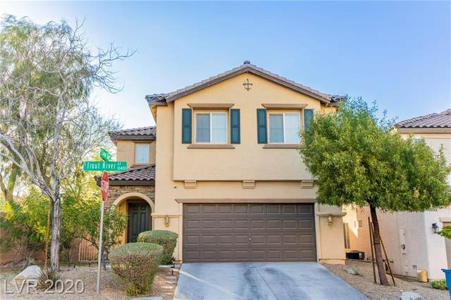 10477 Trout River, Las Vegas, NV 89178 (MLS #2173017) :: The Lindstrom Group
