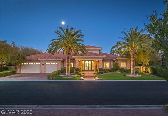 5098 Mountain Top Circle, Las Vegas, NV 89148 (MLS #2173086) :: Vestuto Realty Group