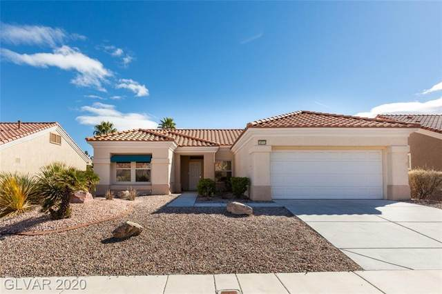 10713 Clarion Ln, Las Vegas, NV 89134 (MLS #2173096) :: Trish Nash Team