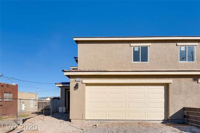2124 Yale, North Las Vegas, NV 89030 (MLS #2173102) :: Trish Nash Team