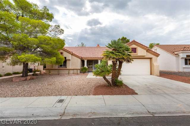 2432 Springridge Dr, Las Vegas, NV 89134 (MLS #2173109) :: The Lindstrom Group