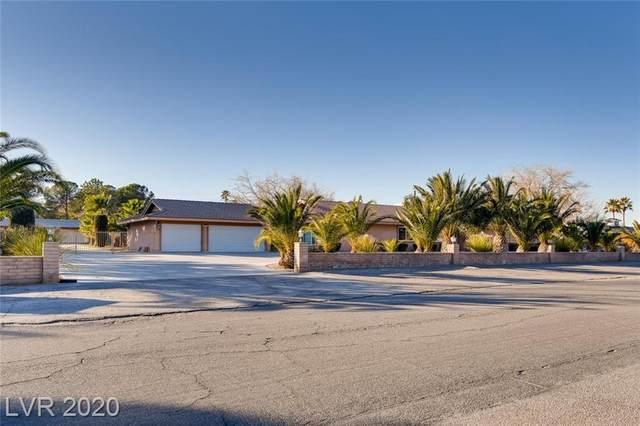 3059 El Camino, Las Vegas, NV 89146 (MLS #2173113) :: Trish Nash Team