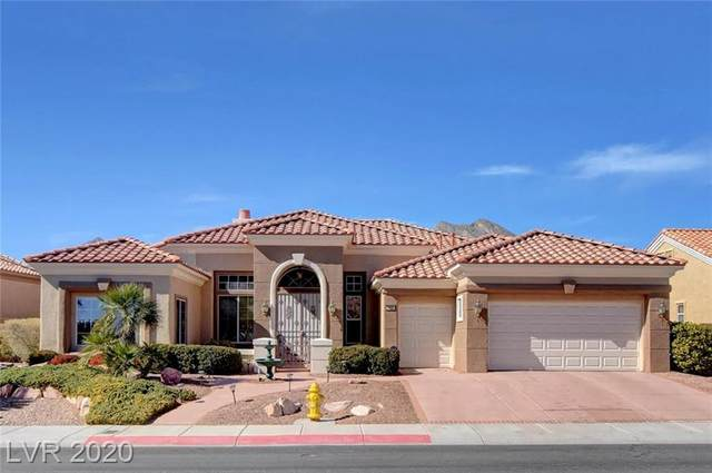 2201 Sierra Heights, Las Vegas, NV 89134 (MLS #2173125) :: Trish Nash Team