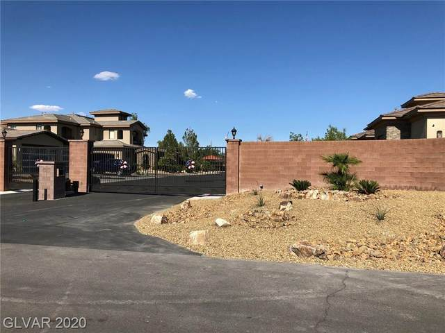 372 San Papino Court, Las Vegas, NV 89123 (MLS #2173137) :: The Lindstrom Group