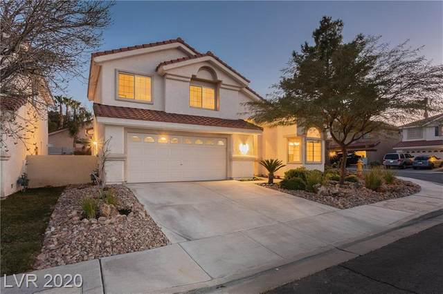 1856 Mesquite Canyon, Henderson, NV 89012 (MLS #2173198) :: The Lindstrom Group