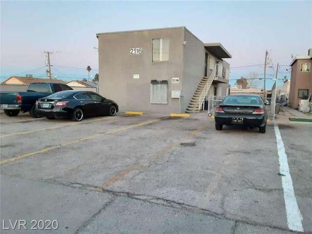 2116 Carroll, North Las Vegas, NV 89030 (MLS #2173204) :: Vestuto Realty Group
