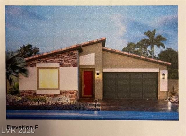 7338 Anora Lot 108, North Las Vegas, NV 89084 (MLS #2173268) :: Vestuto Realty Group