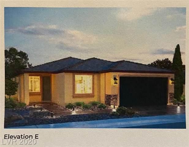 7342 Anora Lot 109, North Las Vegas, NV 89084 (MLS #2173272) :: Vestuto Realty Group