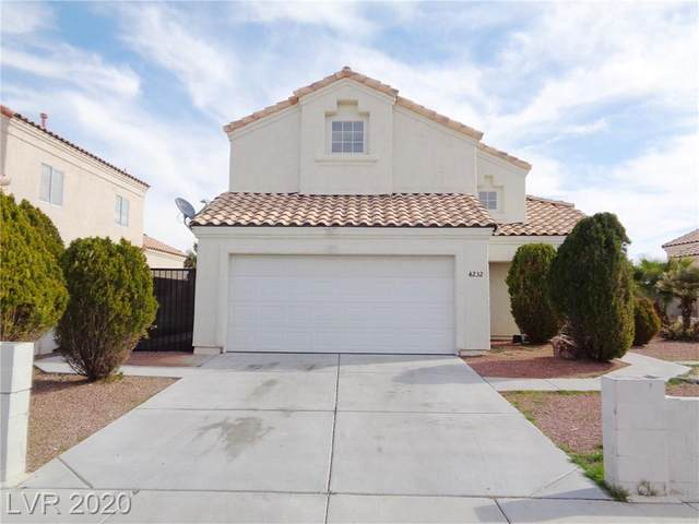 4232 Laurel Hill, North Las Vegas, NV 89032 (MLS #2173285) :: Trish Nash Team
