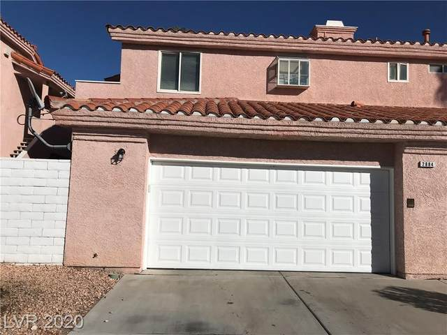2884 Edmond #2, Las Vegas, NV 89146 (MLS #2173334) :: Signature Real Estate Group