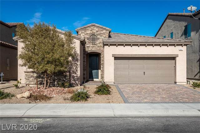 907 Gallery Course, Las Vegas, NV 89148 (MLS #2173355) :: The Lindstrom Group