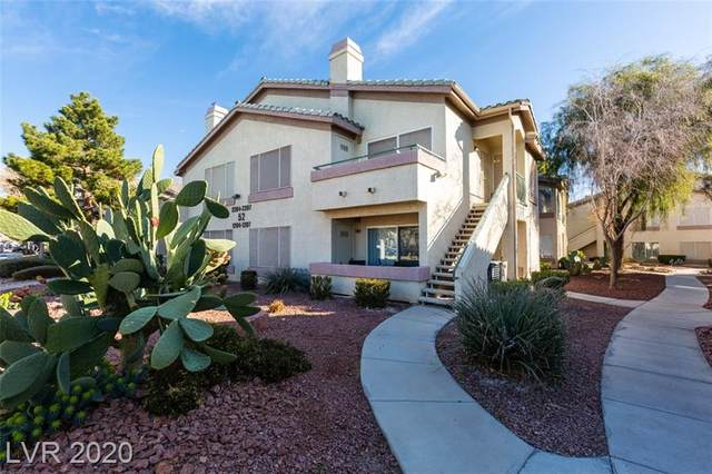 5710 Tropicana #2204, Las Vegas, NV 89122 (MLS #2173388) :: Signature Real Estate Group