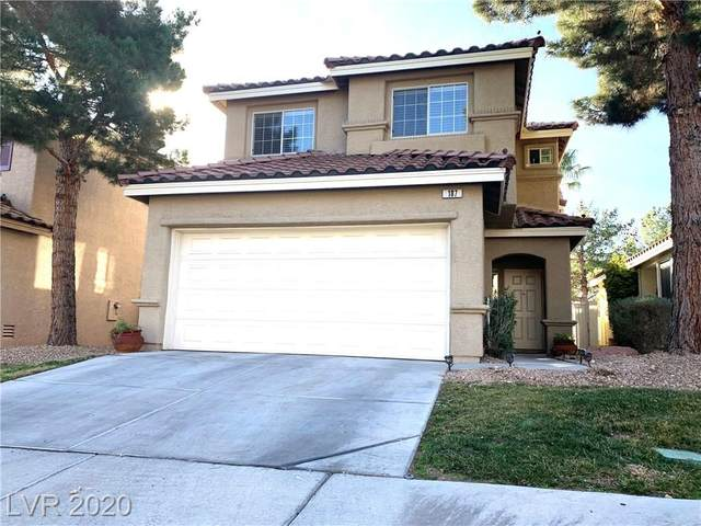 187 Mountainside, Henderson, NV 89012 (MLS #2173437) :: The Lindstrom Group