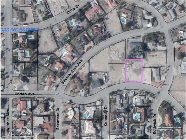 6888 Linden Avenue, Las Vegas, NV 89110 (MLS #2173474) :: The Lindstrom Group