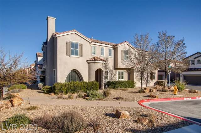 12064 Hathaway Pines, Las Vegas, NV 89138 (MLS #2173478) :: Trish Nash Team