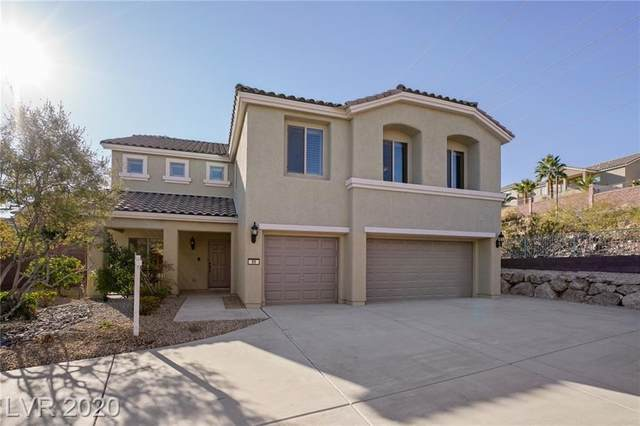 89 Chesters Hill, Henderson, NV 89002 (MLS #2173519) :: Signature Real Estate Group