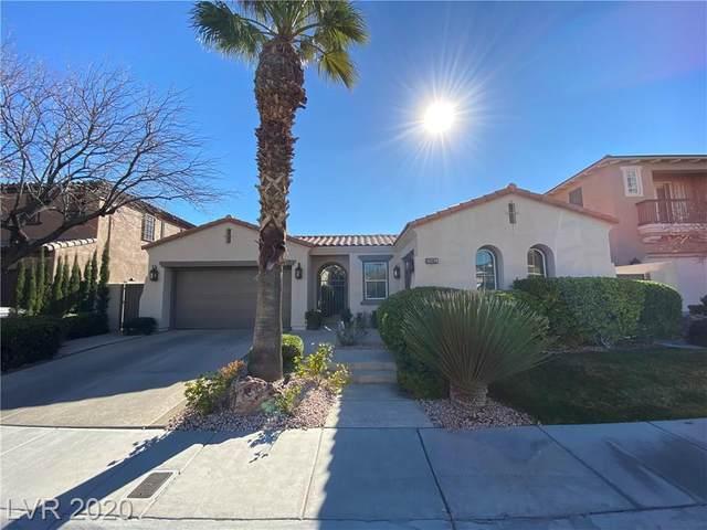 11279 Winter Cottage, Las Vegas, NV 89135 (MLS #2173546) :: Trish Nash Team