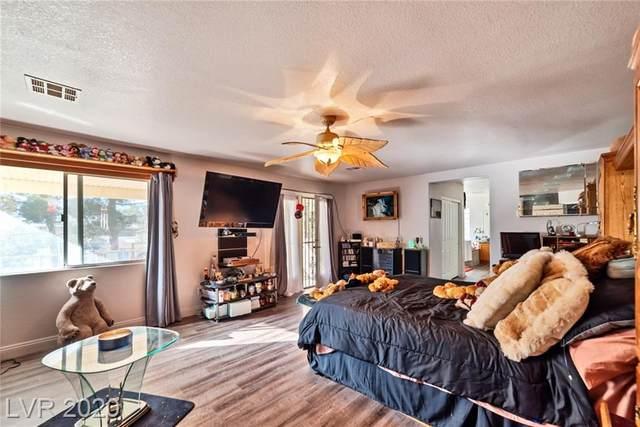4851 Hayride Street, Las Vegas, NV 89149 (MLS #2173601) :: The Lindstrom Group