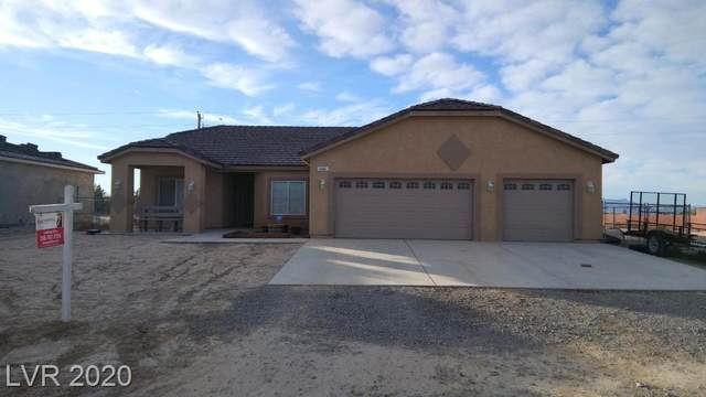 1661 W Fine Hill, Pahrump, NV 89060 (MLS #2173638) :: The Lindstrom Group