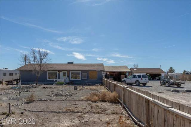 1711 W Palm, Pahrump, NV 89060 (MLS #2173674) :: Hebert Group | Realty One Group