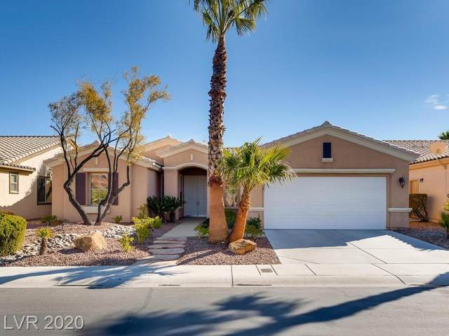 4850 Gusto, Las Vegas, NV 89135 (MLS #2173686) :: The Lindstrom Group