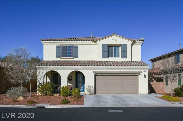 7707 Sugarloaf Peak, Las Vegas, NV 89166 (MLS #2173725) :: Vestuto Realty Group