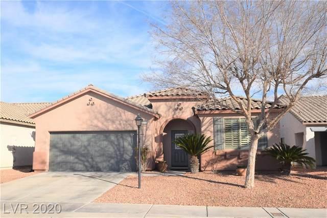 5904 Pavilion Lakes, Las Vegas, NV 89122 (MLS #2173727) :: Trish Nash Team