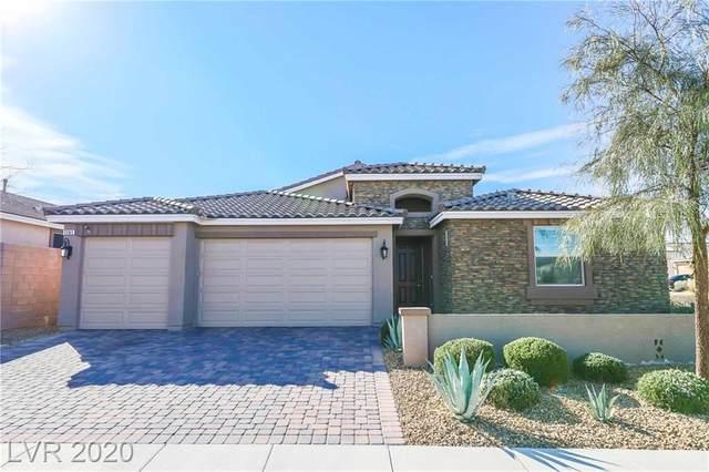 1161 Aubrey Springs, Henderson, NV 89014 (MLS #2173732) :: Signature Real Estate Group