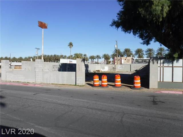 1503 Casino Center Boulevard, Las Vegas, NV 89104 (MLS #2173771) :: Performance Realty