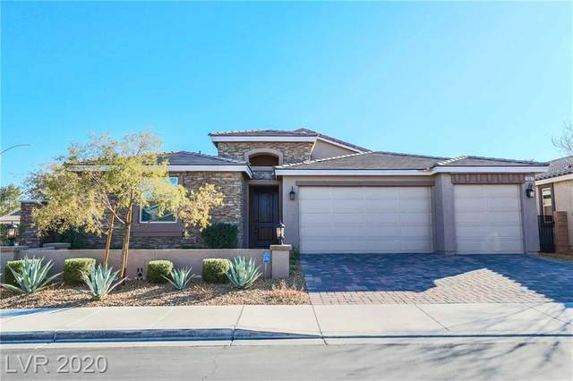 1061 Barby Springs, Henderson, NV 89014 (MLS #2173775) :: Signature Real Estate Group